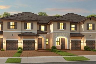 Extraordinarias villas, townhomes y casas en Miami
