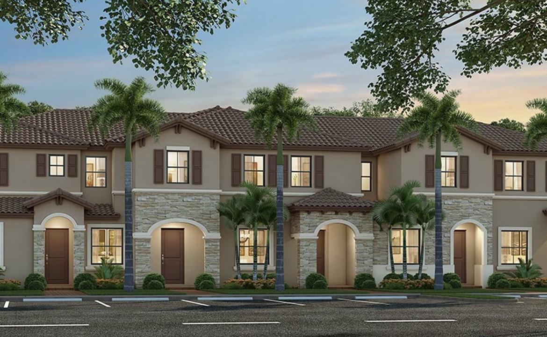 Espléndidos towhhomes y villas en Princenton, Miami