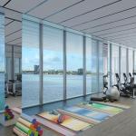 Elegante apartamento con vista al mar en Edgewater, Miami