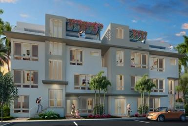 Exclusivos townhomes y apartamentos cosmopolitas en Doral