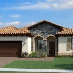 Encantadoras casas de 1 ó 2 pisos en Homestead - Modelo Ballast