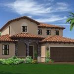 Encantadoras casas de 1 ó 2 pisos en Homestead - Modelo Starfish